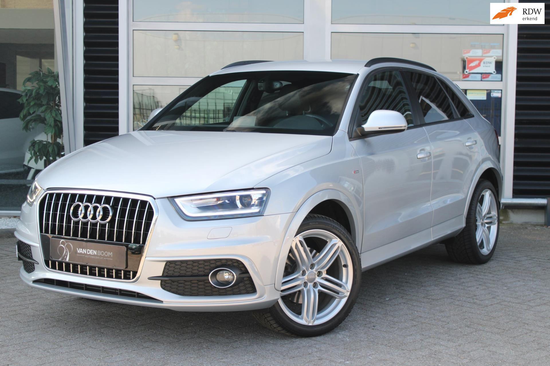 Audi Q3 occasion - Van den Boom Autobedrijf