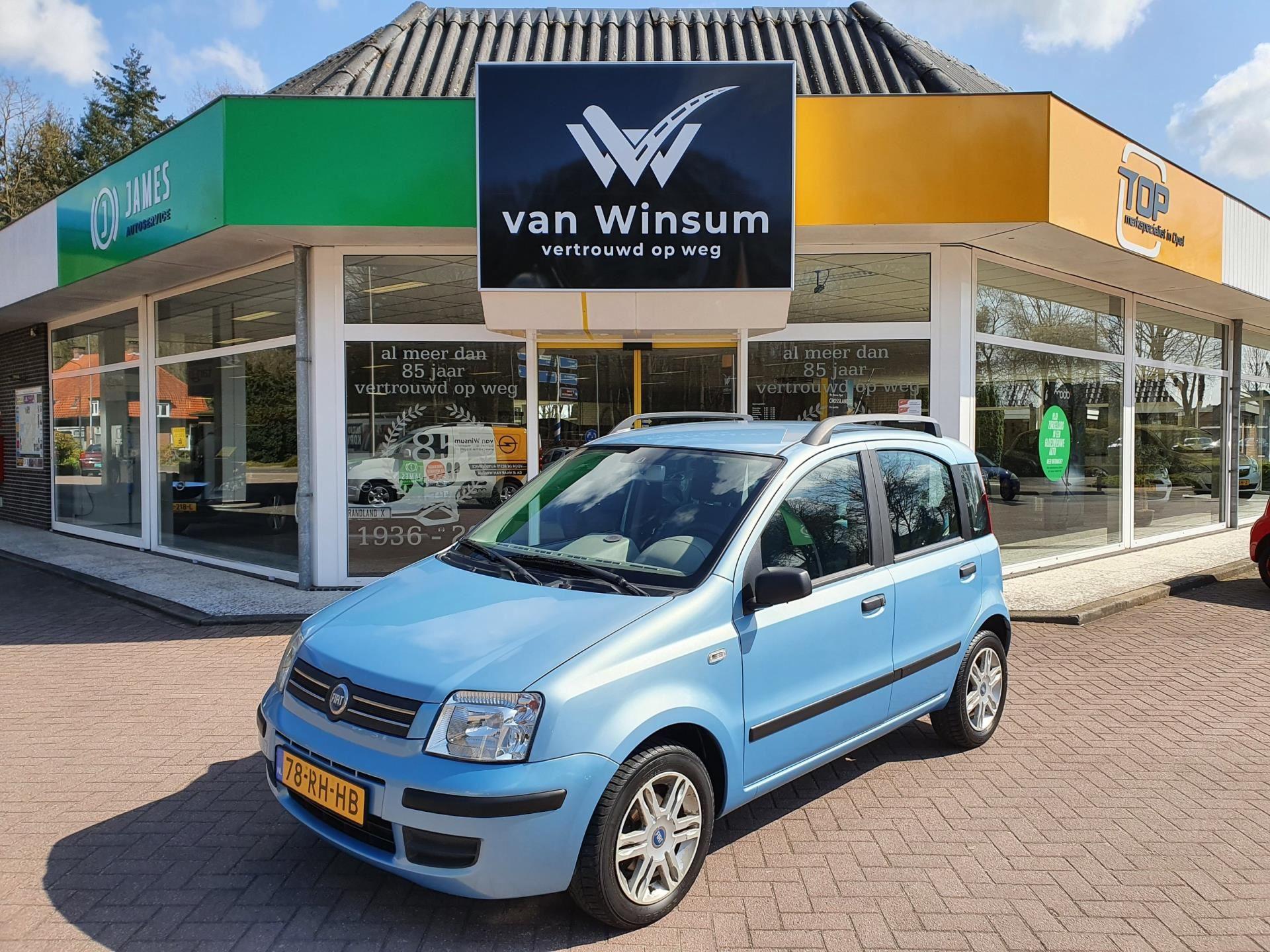 Fiat Panda occasion - Autobedrijf G. Van Winsum B.V.
