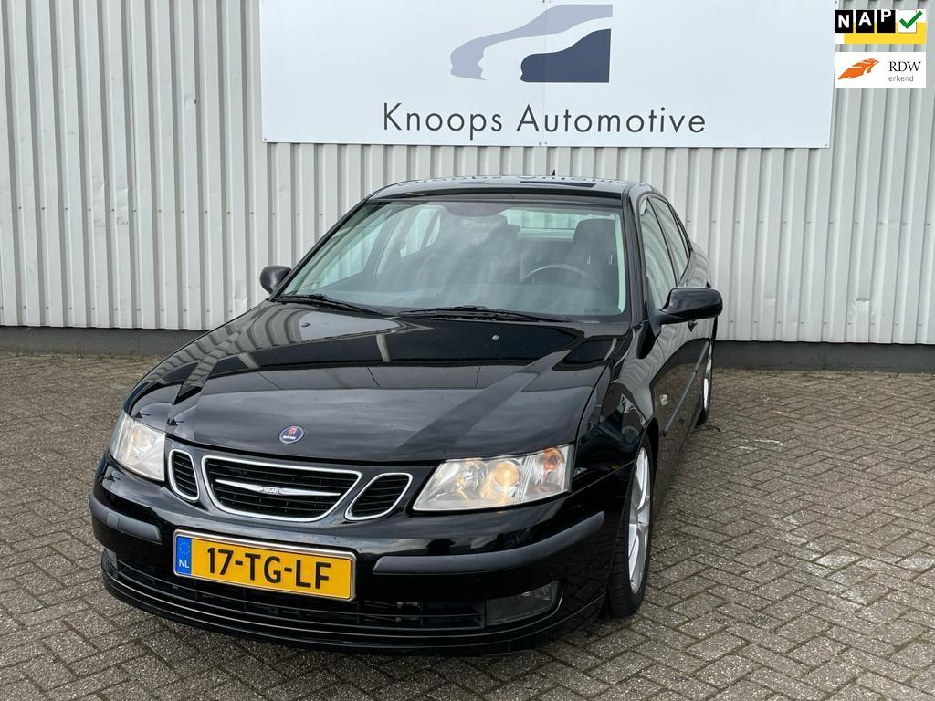 Saab 9-3 Sport Sedan occasion - Knoops Automotive