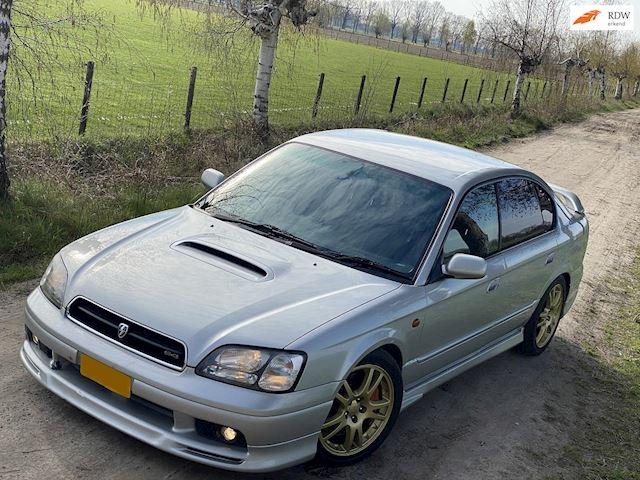 Subaru LEGACY B4 2.0 Twin Turbo 285 PK BREMBO STI