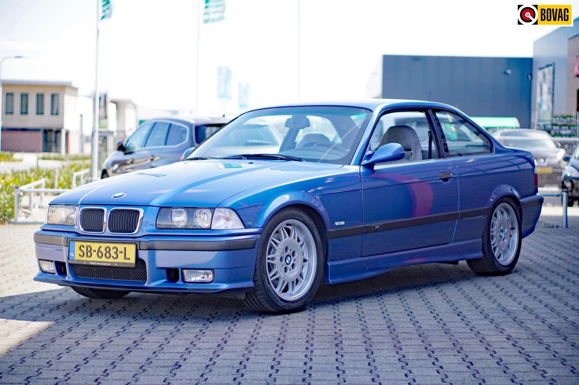 BMW 3-serie Coupé occasion - Autobedrijf Univer
