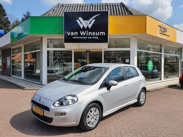 Fiat Punto Evo occasion - Autobedrijf G. Van Winsum B.V.