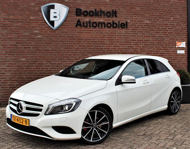 Mercedes-Benz A-klasse 180 Ambition, 18