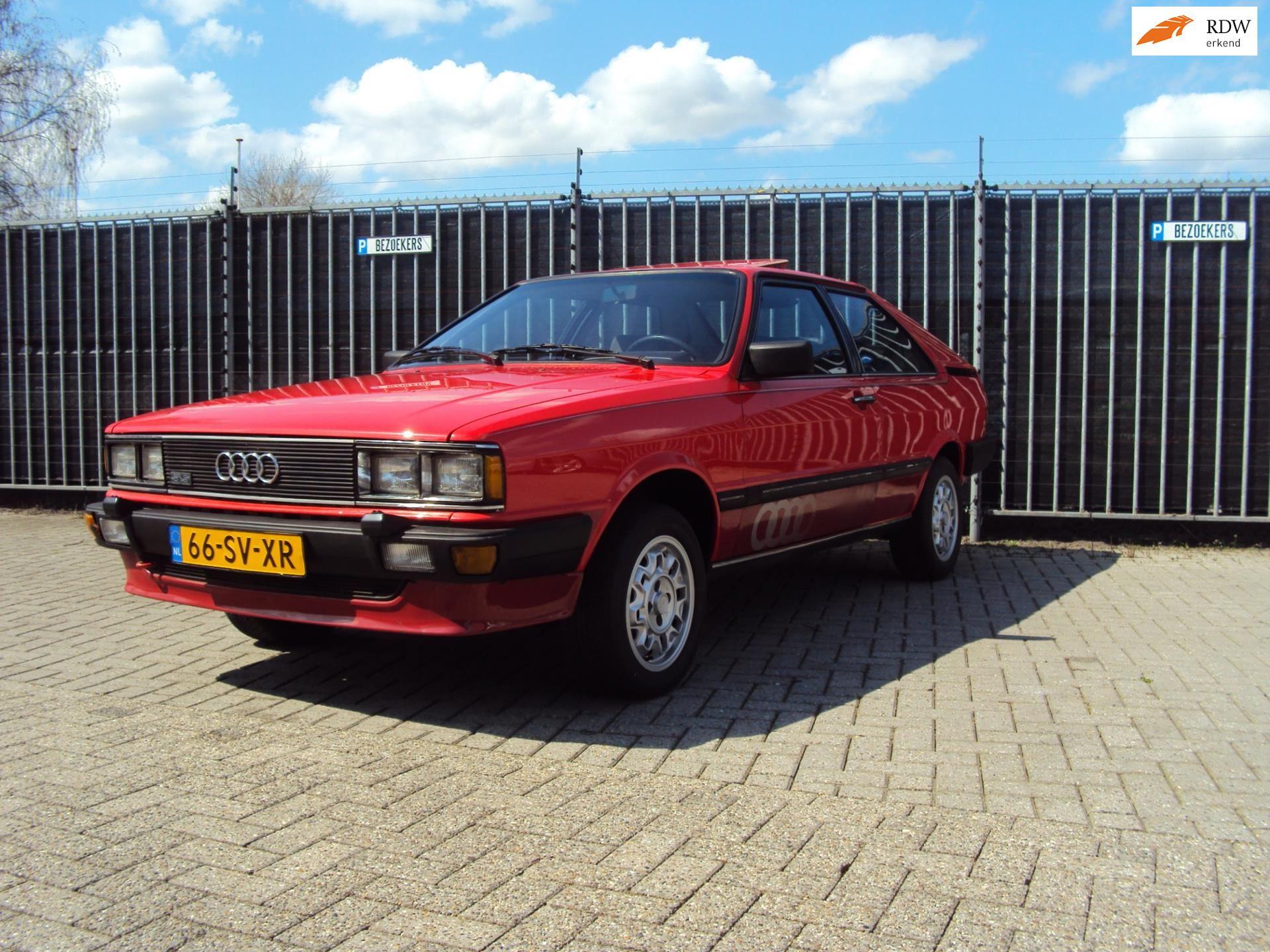 Audi Coupé occasion - Sneltrade