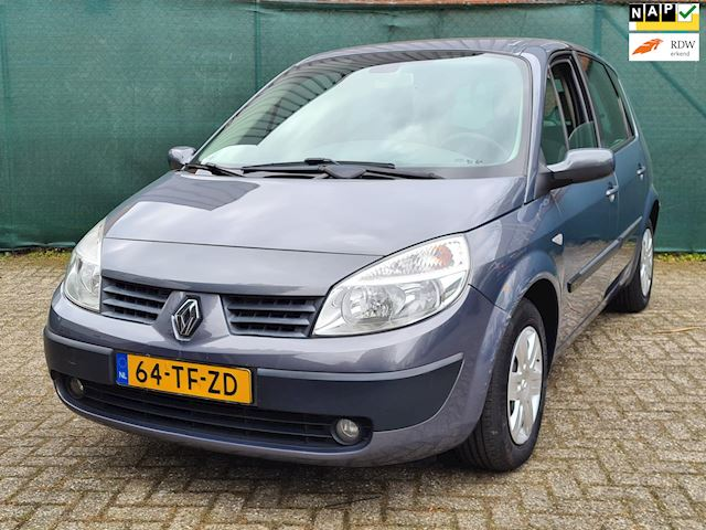 Renault Scénic 1.6-16V Business Line in goede staat *NW APK*