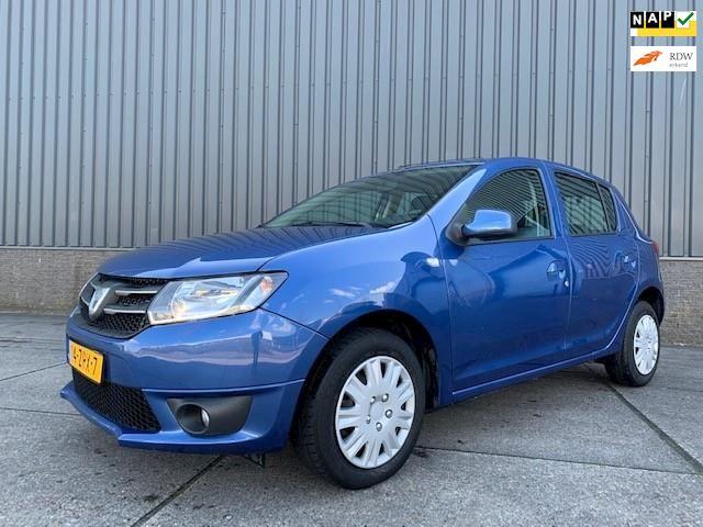 Dacia Sandero 0.9 TCe Lauréate, Navi, Bluetooth, Airco