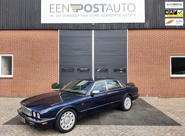 Jaguar Sovereign 4.0 V8  Originele Nederlandse Auto ! Weinig kilometers !