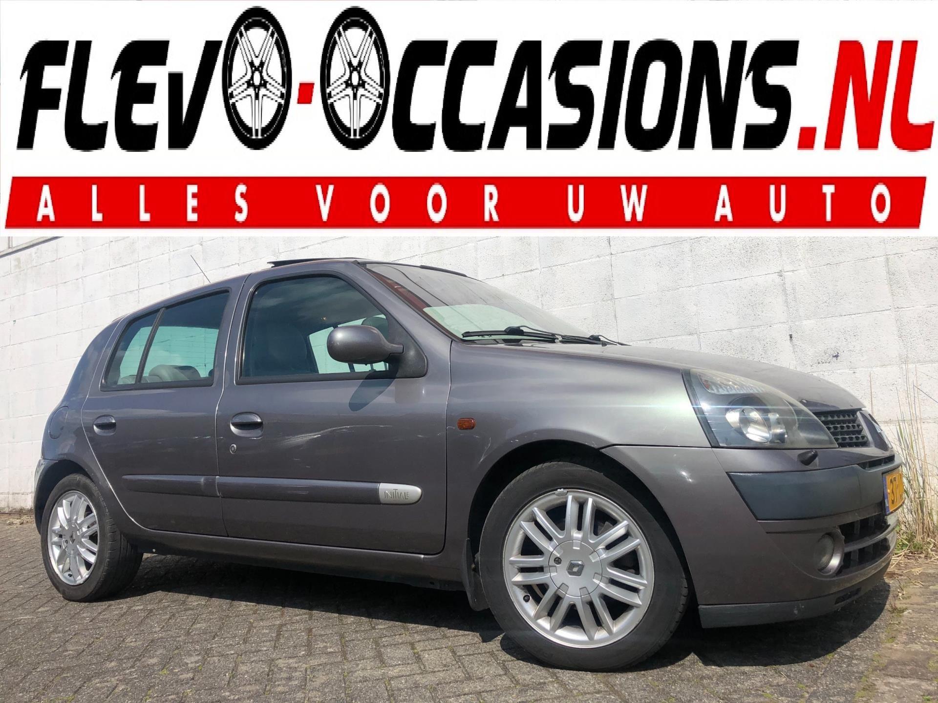 Renault Clio occasion - Flevo Occasions