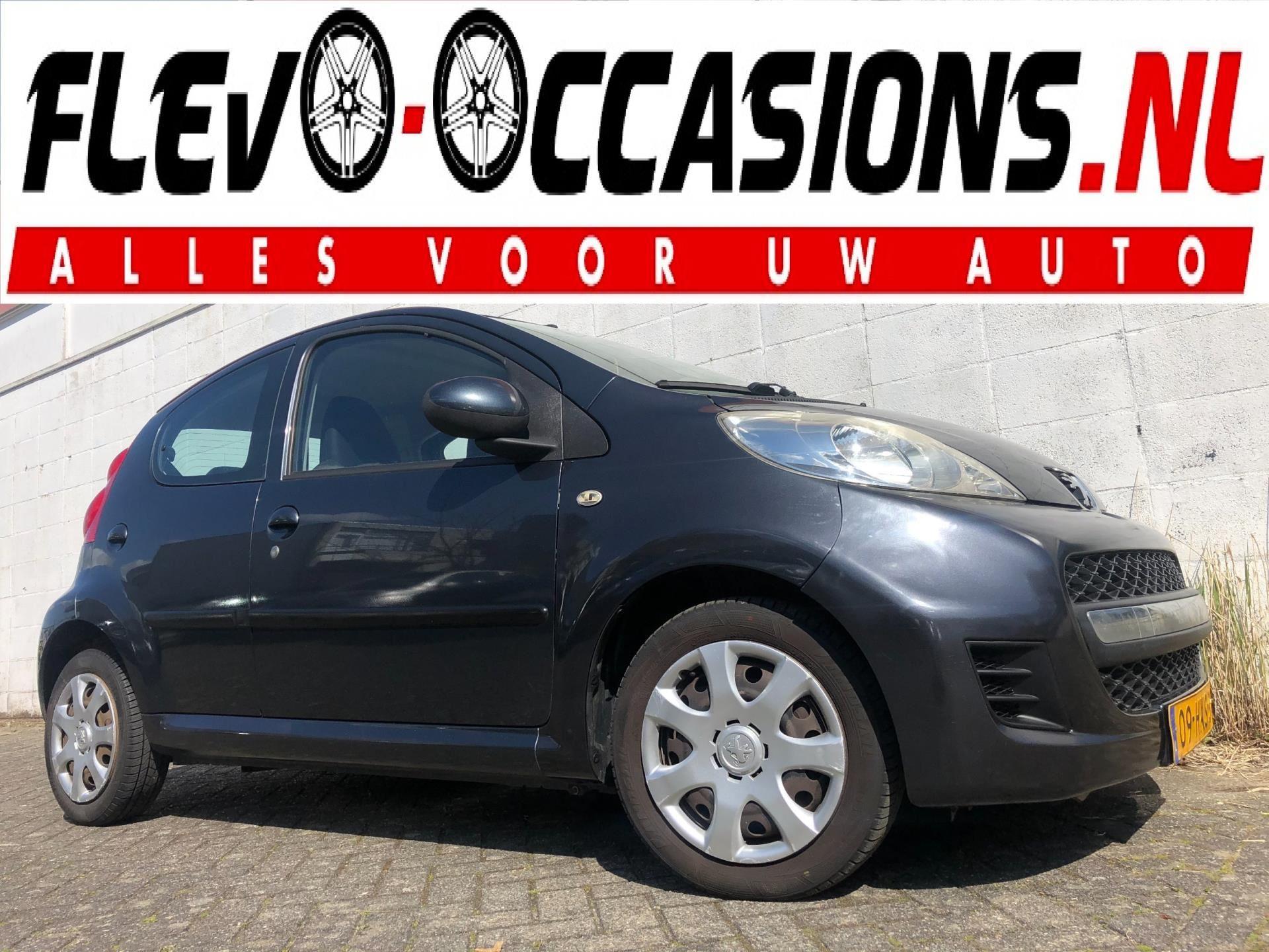 Peugeot 107 occasion - Flevo Occasions