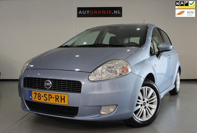 Fiat Grande Punto 1.4 Edizione Prima, Airco, NAP, Goed Onderhouder!!
