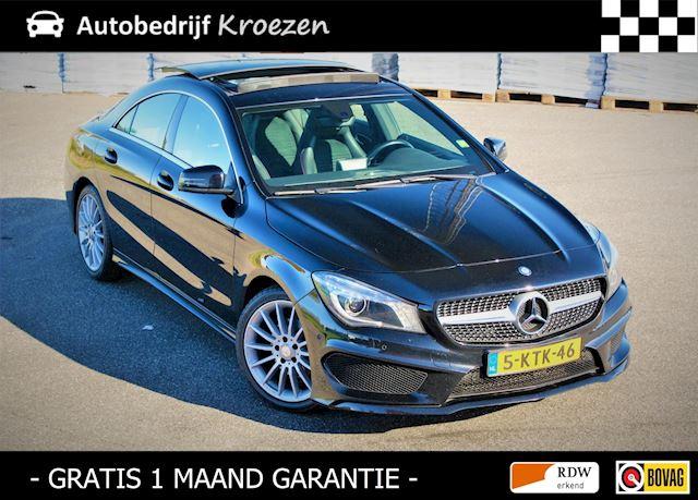 Mercedes-Benz CLA-klasse 180 Ambition ///AMG Pakket * Org NL Auto * Pano Dak * Navigatie *