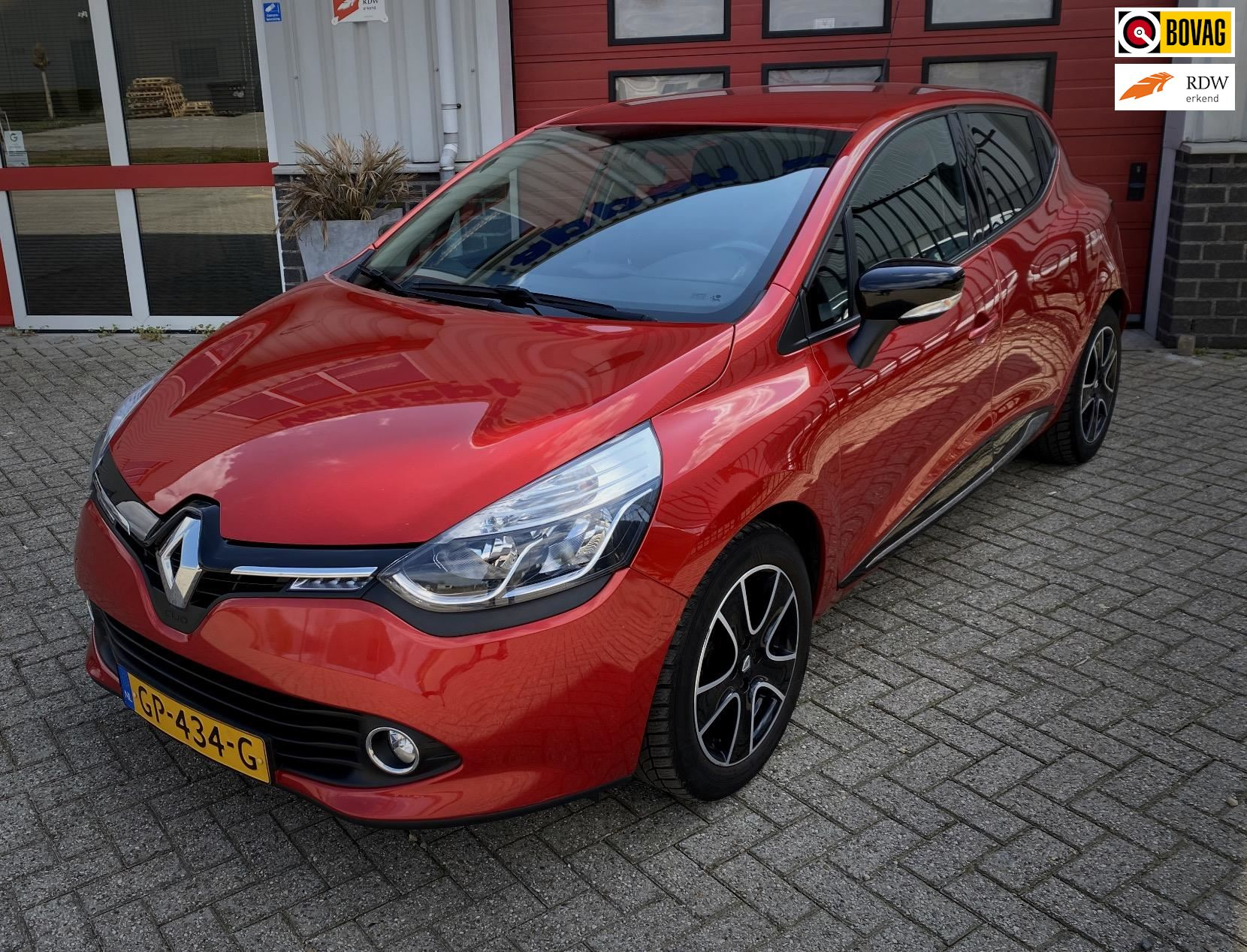 Renault Clio occasion - Verstappen Auto's BV