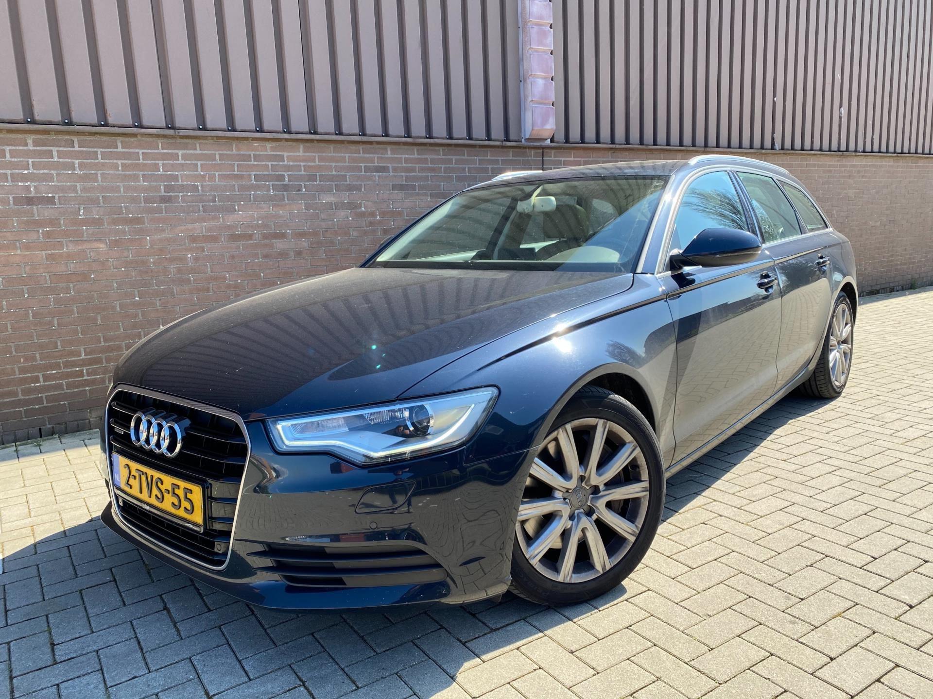 Audi A6 Avant occasion - Auto op Afspraak