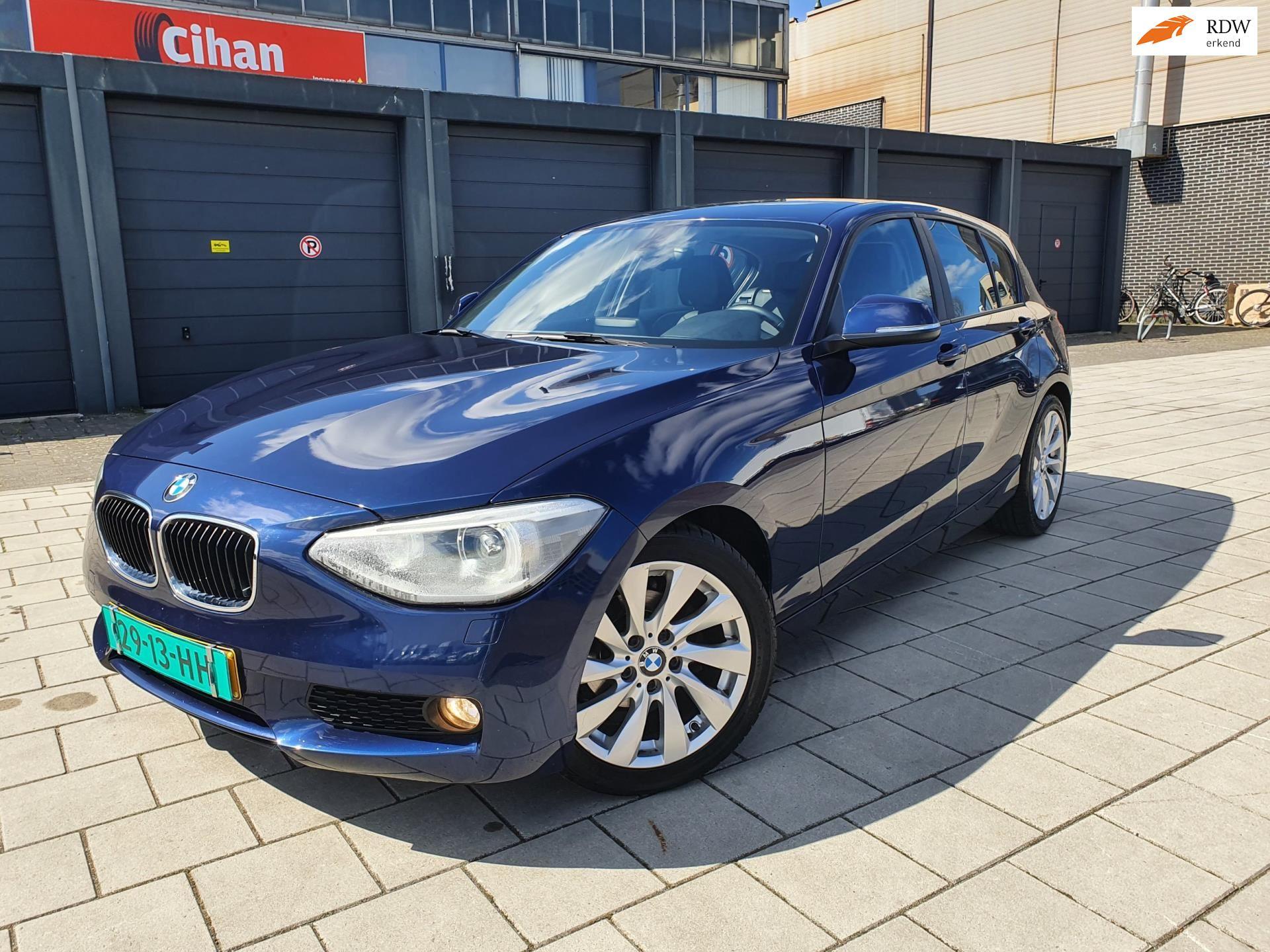 BMW 1-serie occasion - Westpoort Cars