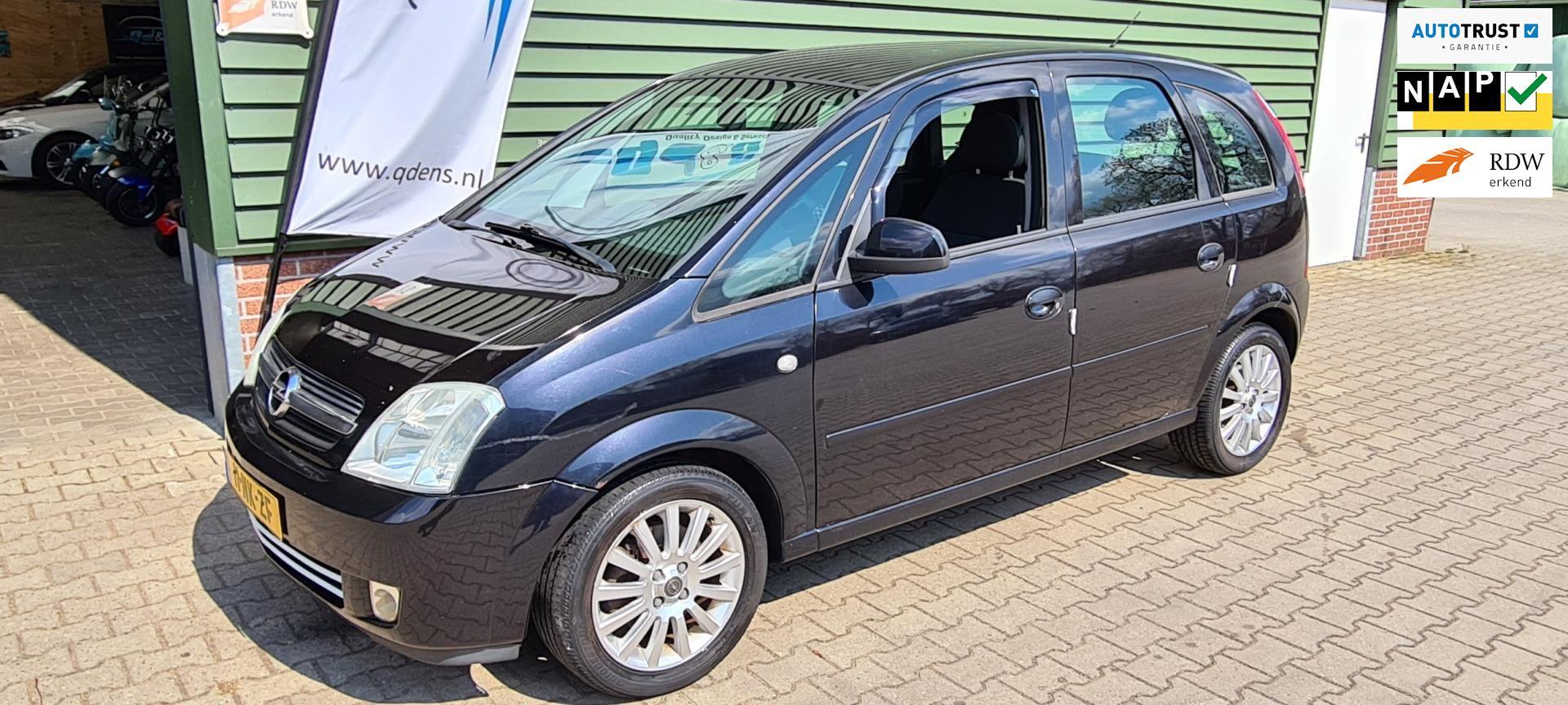 Opel Meriva occasion - Quality Design & Services