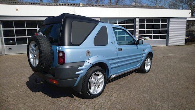 Land Rover Freelander Hardback 2.0di Hard Top ( Grijs kenteken 1e EIGENAAR )