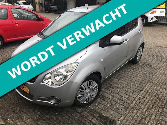 Opel Agila 1.2 Enjoy Automaat 1e eig Airco Trekhaak Hoge instap 111.000km