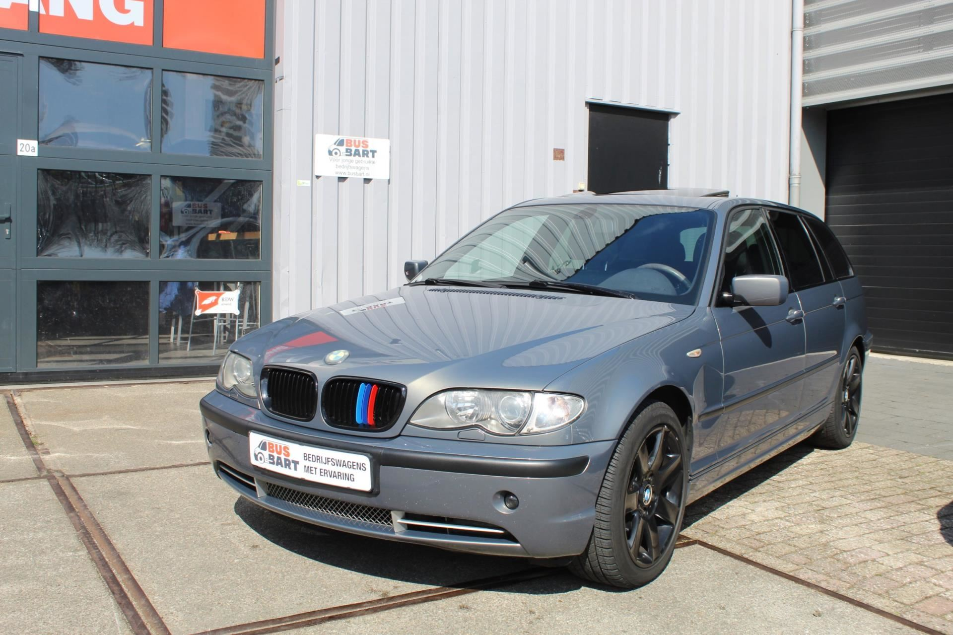 BMW 3-serie Touring occasion - Bus Bart Bv