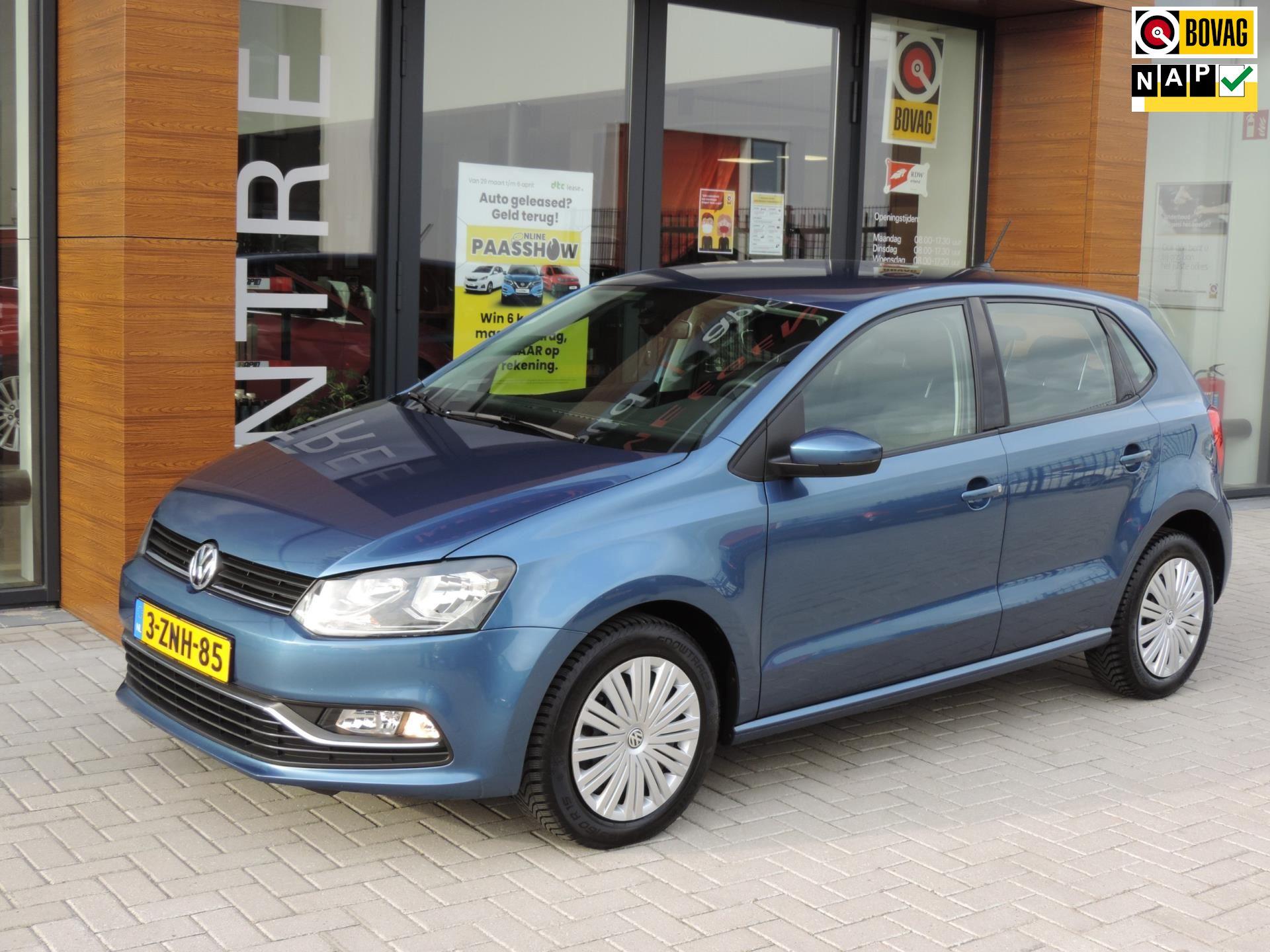 Volkswagen Polo occasion - Autobedrijf van Meegen