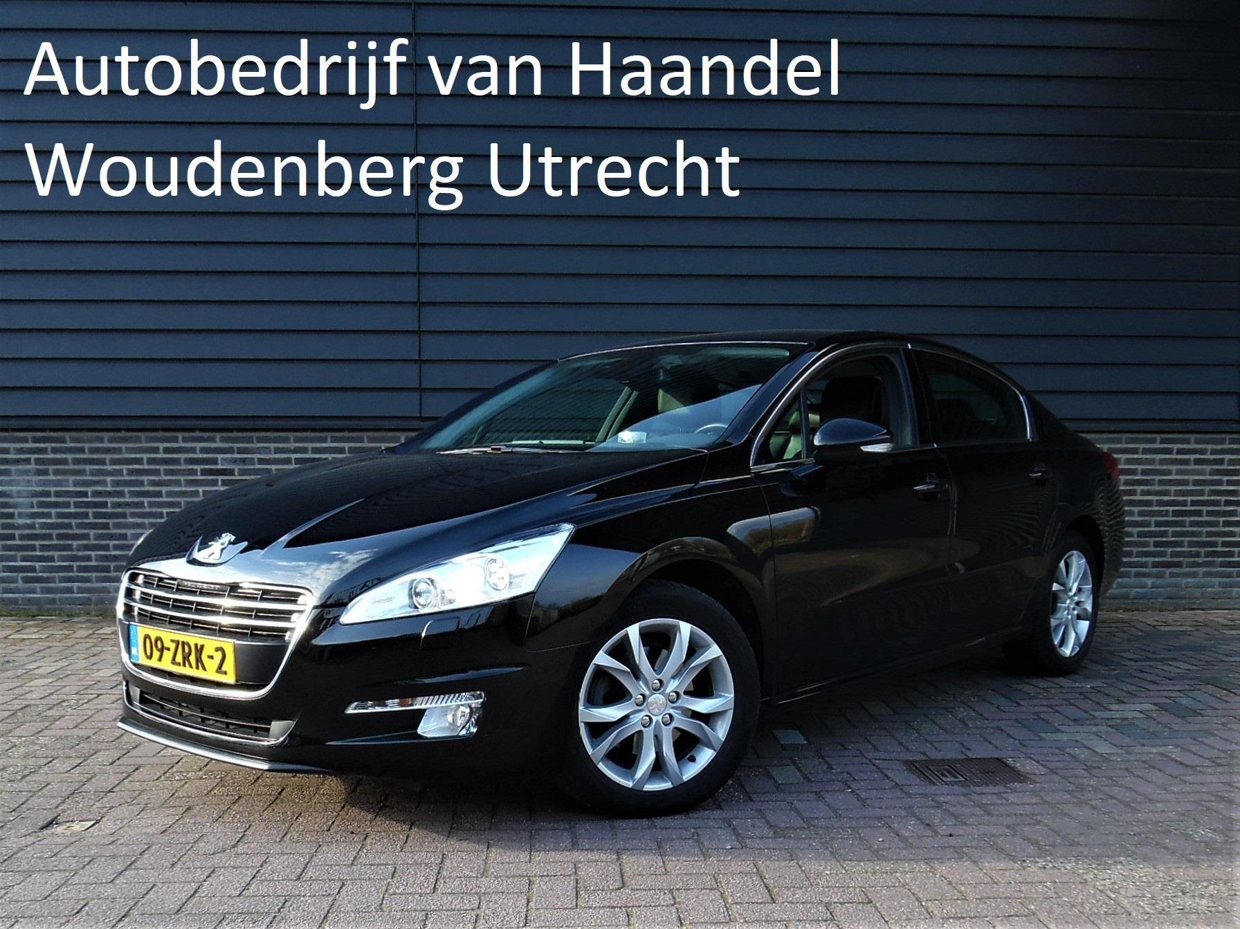 Peugeot 508 occasion - Autobedrijf Gerard van Haandel