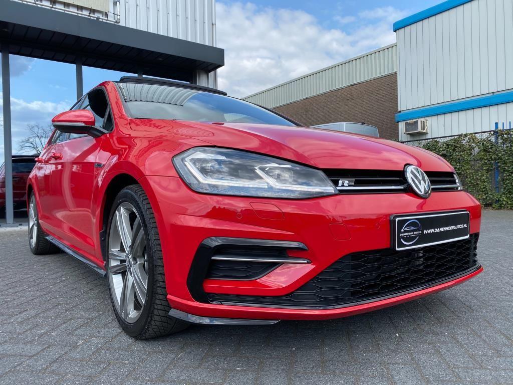 Volkswagen Golf occasion - Danenhoef Auto's