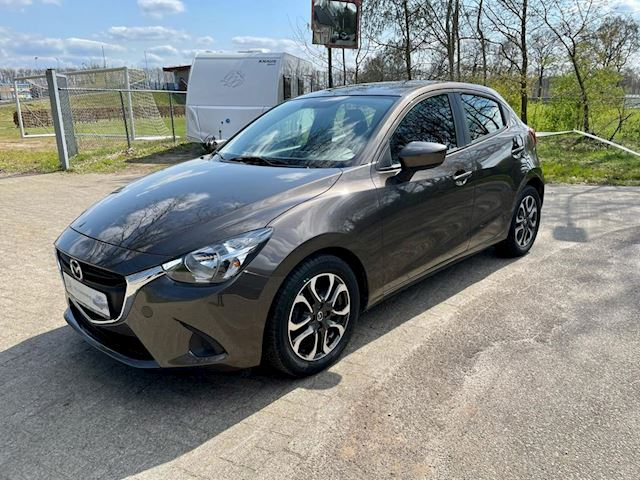 Mazda 2 1.5 Skyactiv-G Intro Edition 60575 kilometers