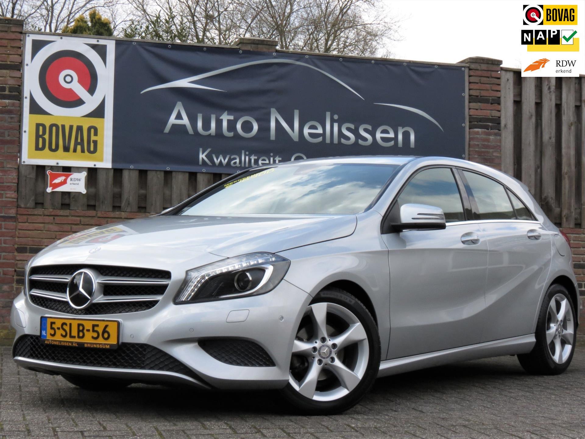 Mercedes-Benz A-klasse occasion - Auto Nelissen