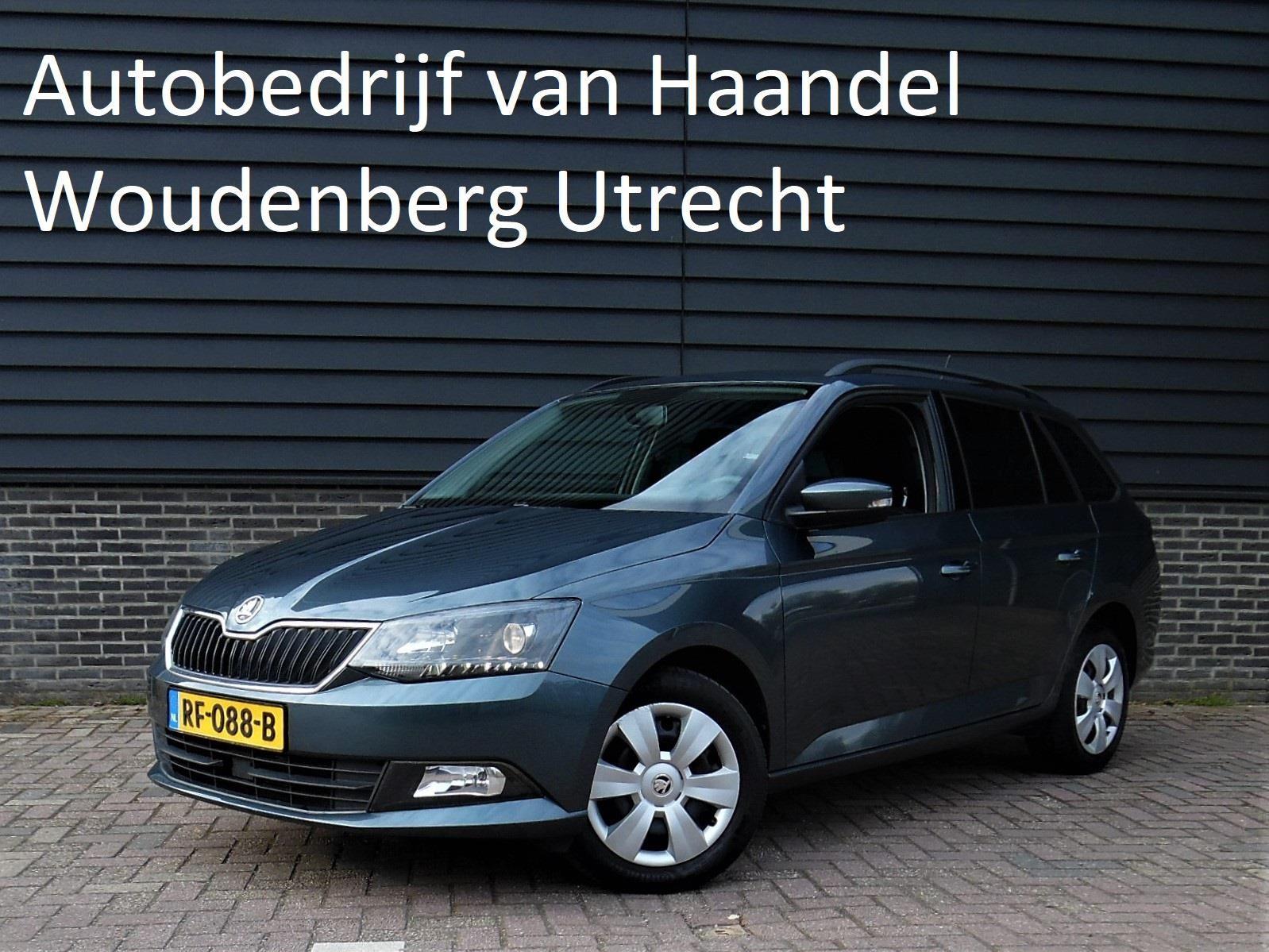 Skoda Fabia Combi occasion - Autobedrijf Gerard van Haandel
