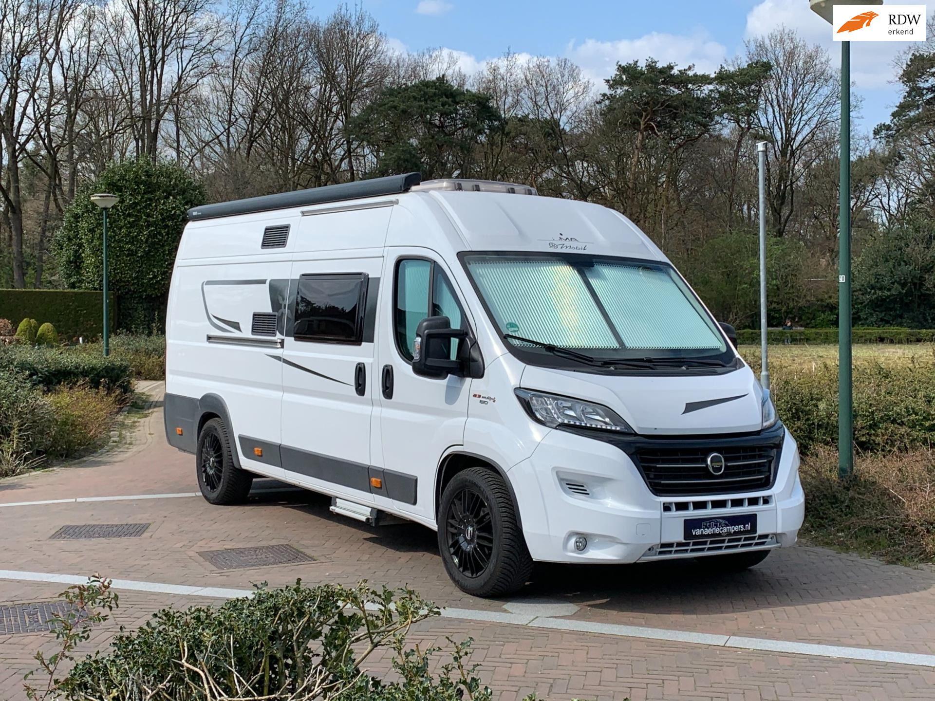 Karmann Davis Glam 640-Enkele bedden-150Pk-2018-Nieuwstaat occasion - Eric van Aerle Auto's