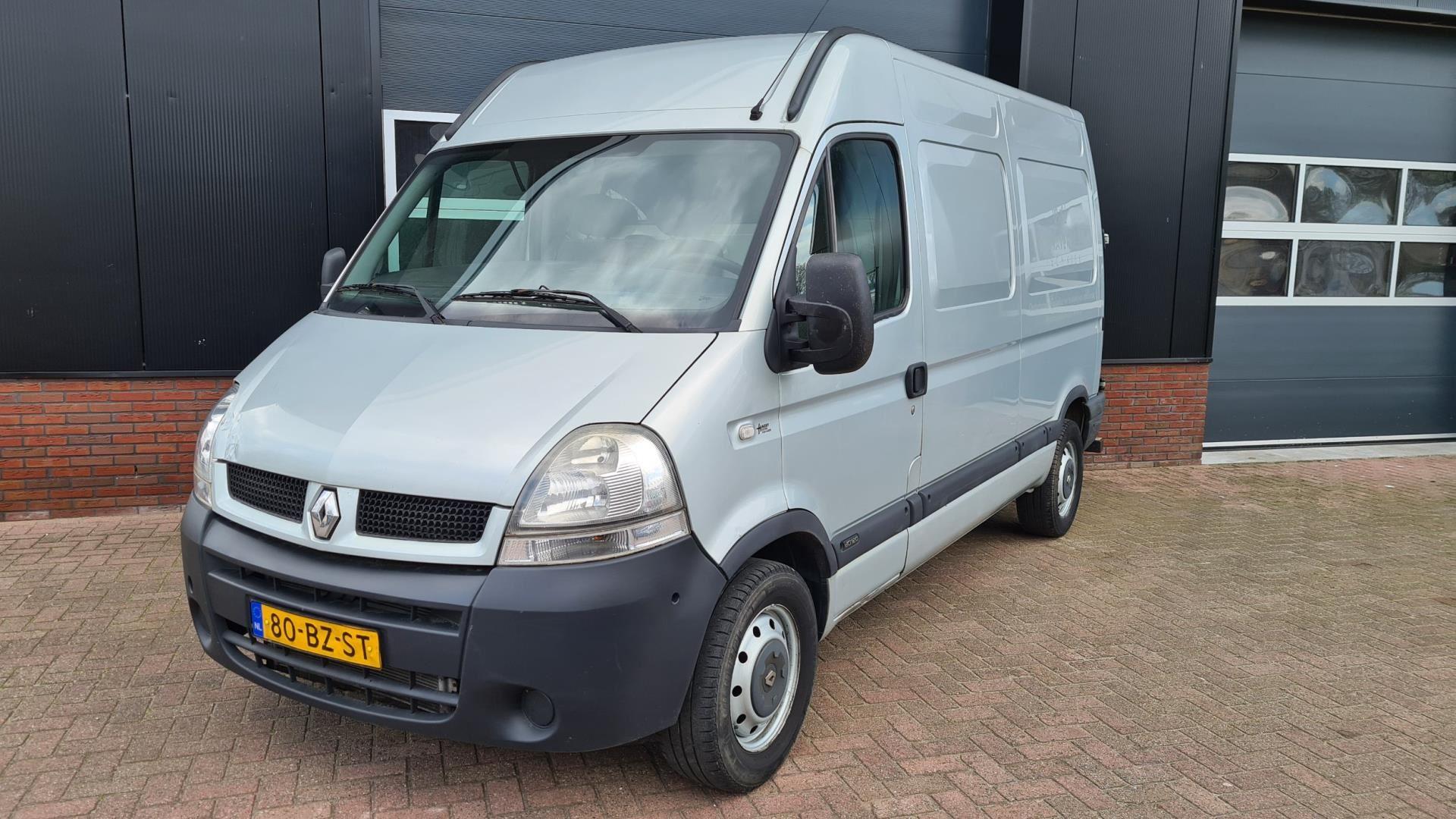 Renault Master occasion - Autobedrijf de Gelderlander