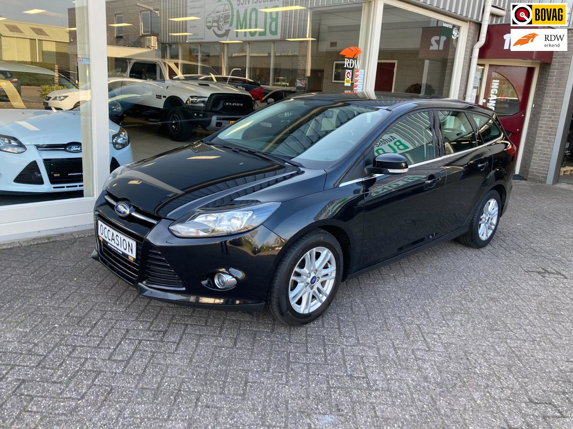 Ford Focus Wagon occasion - Autoservice Blom