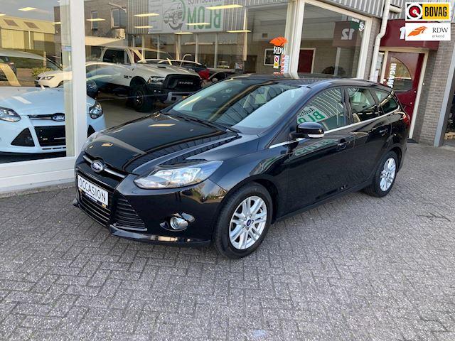 Ford Focus Wagon 1.0 EcoBoost 125PK 1 JAAR GARANTIE !!! TREKHAAK