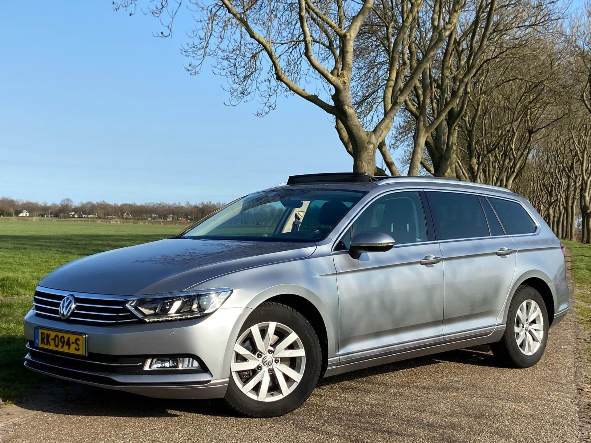 Volkswagen Passat Variant occasion - Autobedrijf Tromp v.o.f.