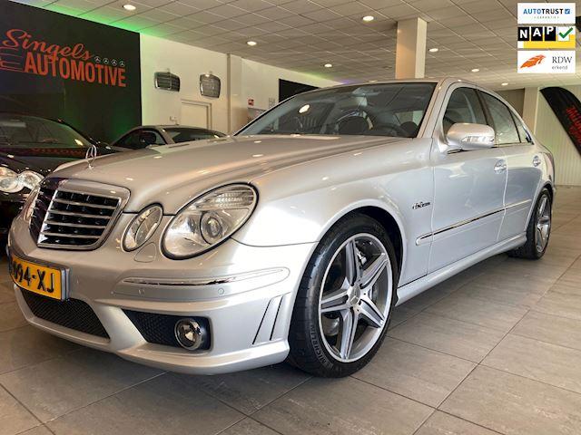 Mercedes-Benz E63 AMG E 63 AMG Bright Zilver in werkelijke topstaat!! 70.000 km. Gewoon een dikke '10