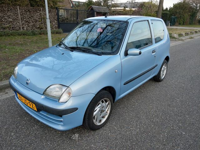 Fiat Seicento occasion - JP-Automobielen