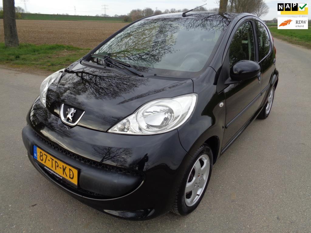 Peugeot 107 occasion - Autobedrijf Verheijen