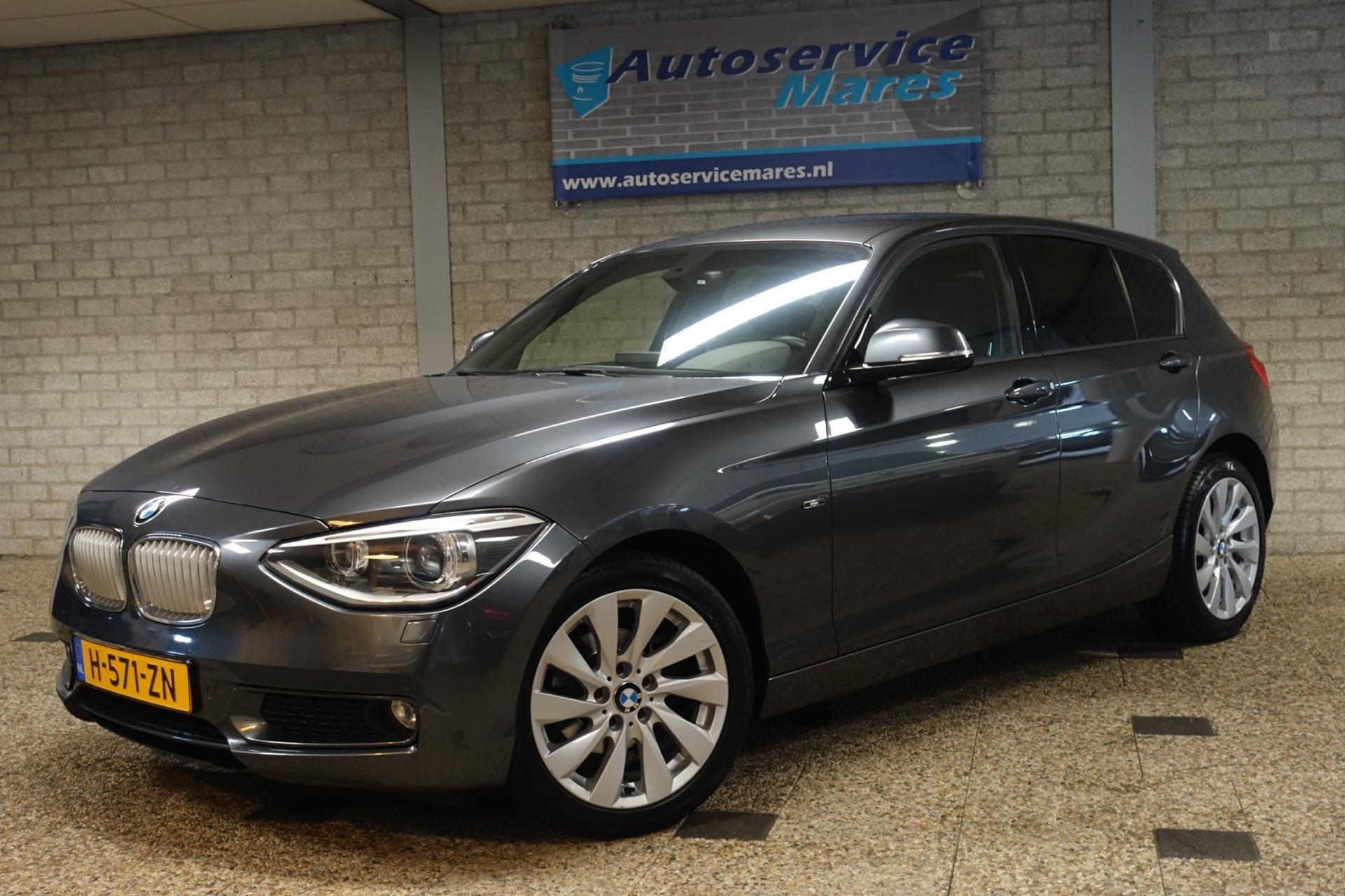 BMW 1-serie occasion - Autoservice Mares