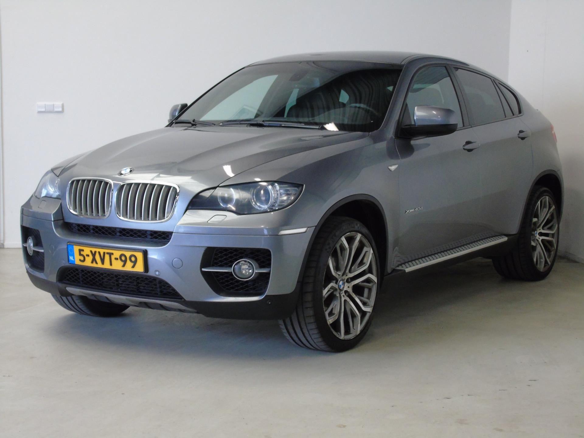 BMW X6 occasion - van Dijk auto's