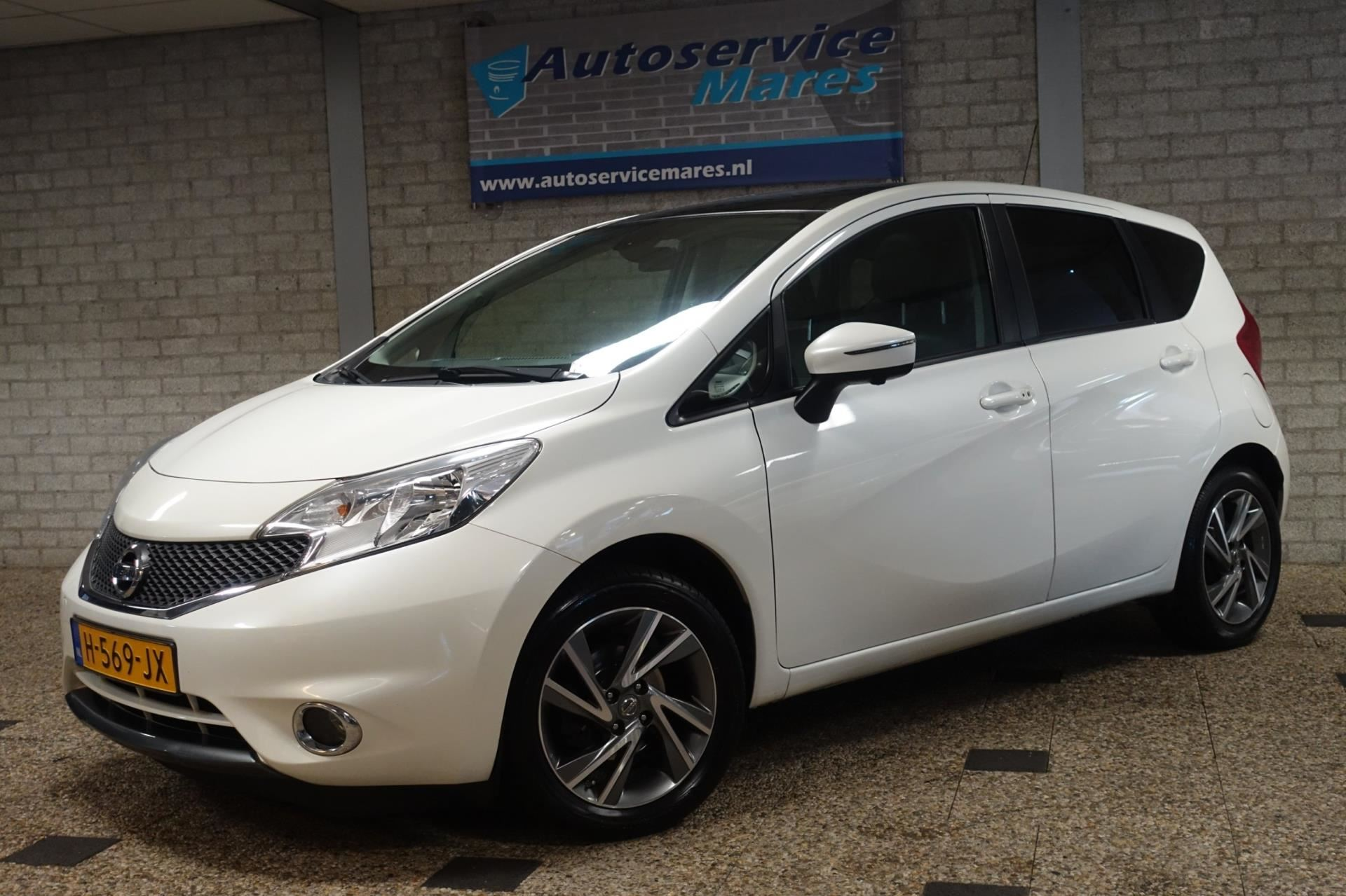 Nissan Note occasion - Autoservice Mares