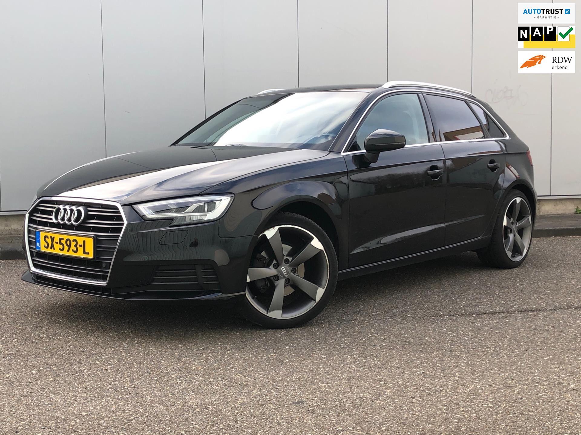 Audi A3 Sportback occasion - Heel Holland Rijdt