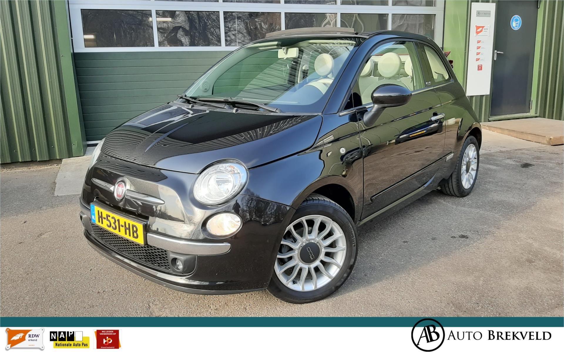 Fiat 500 C occasion - Auto Brekveld
