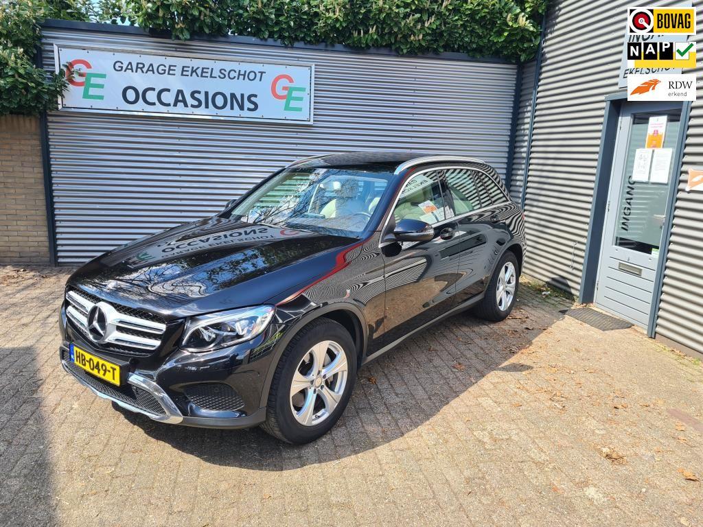 Mercedes-Benz GLC-klasse occasion - Garage Ekelschot BV