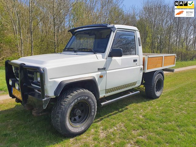 Daihatsu ROCKY PICK-UP BENZINE