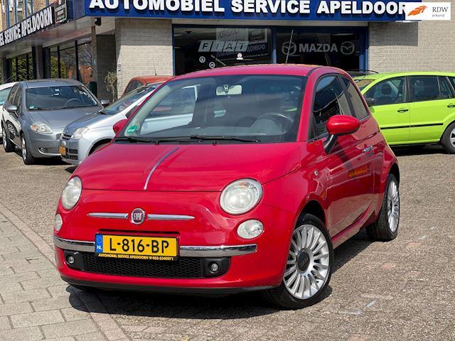 Fiat 500 1.2 Sport *AIRCO*LM.VELGEN*STUURBEKR.*MF.STUUR*AUX*NWE APK
