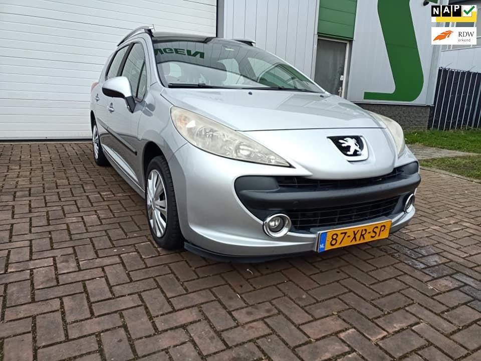 Peugeot 207 SW occasion - Handelsonderneming Schouten