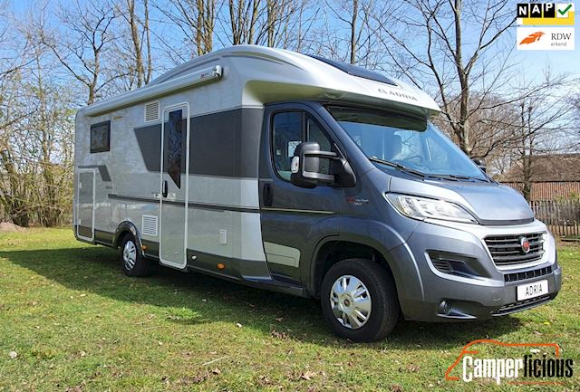 Adria Matrix 670 DC PLUS occasion - Camperlicious