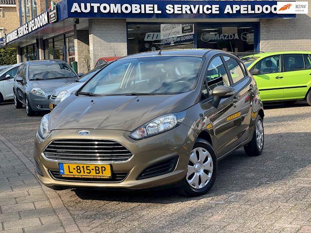 Ford Fiesta 1.0 EcoBoost Titanium X 101 PK*5DRS*AIRCO*MF.STUUR*AUX.*NWE APK