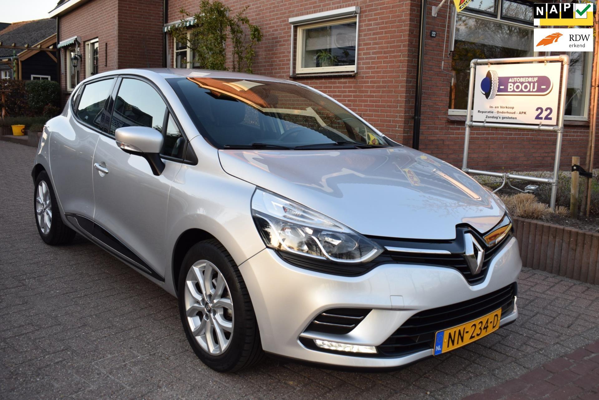 Renault Clio occasion - Autobedrijf Booij