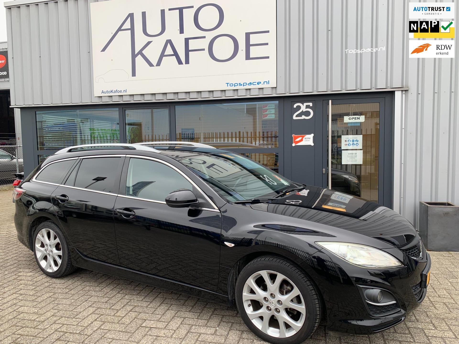 Mazda 6 Sportbreak occasion - AutoKafoe v.o.f.