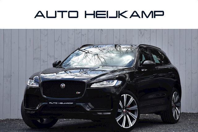 Jaguar F-PACE 3.0 S/C S AWD | All Black |